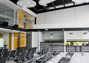 Diseño Interior y Adecuación SIM Sevillana