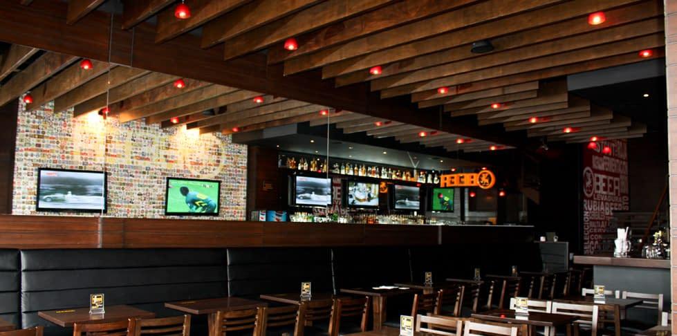 Diseño Interior Beer Pub Chia