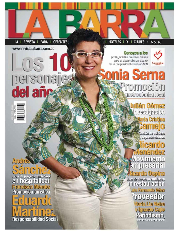 Revista La Barra Ed36 Portada
