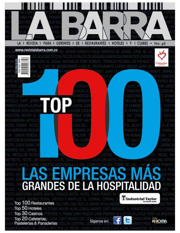 Revista La Barra Ed46 Portada