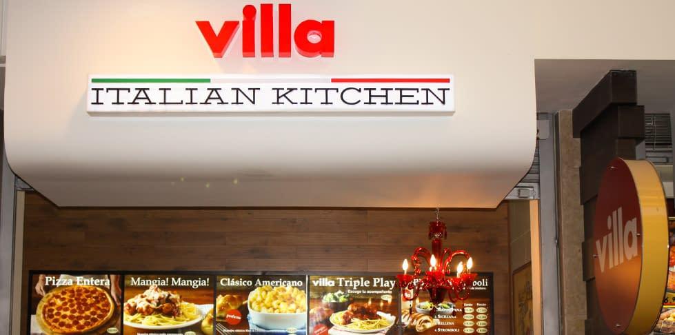 Diseño y Adecuación Villa Pizza