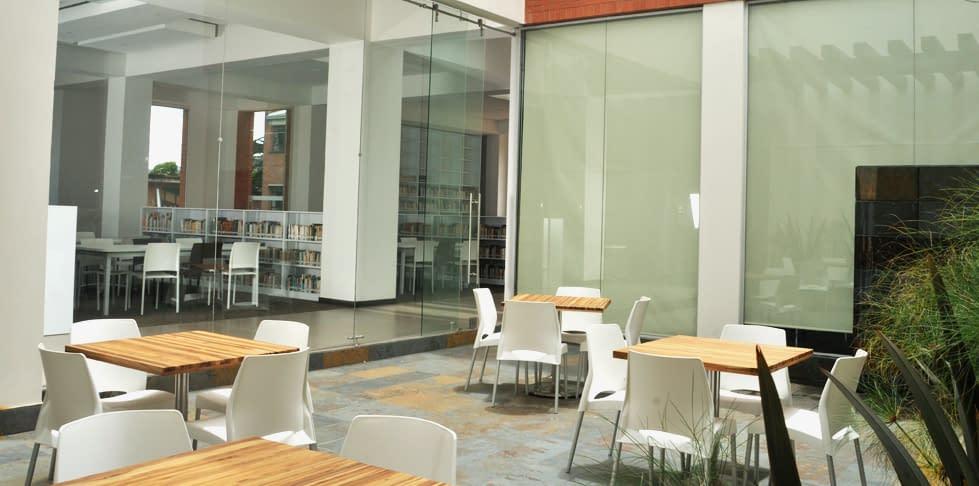 Diseño Biblioteca CSM