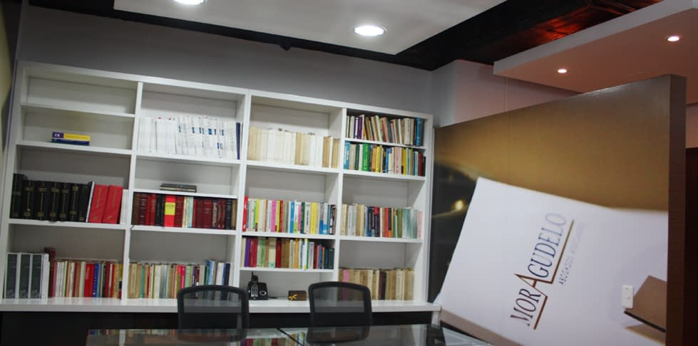 Diseño Arquitectónico Oficina Mora Agudelo Abogados
