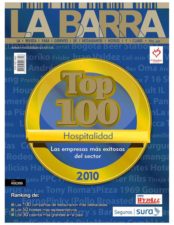 Revista La Barra Ed34 Portada