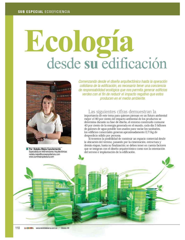 Revista La Barra Ed40 Pagina1