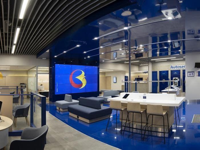 Banco de Bogotá - Consultoria servicios de Arquitectura