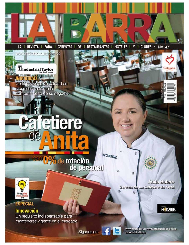 Revista La Barra Ed47 Portada
