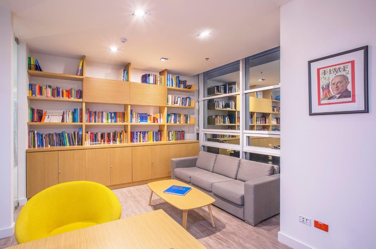 Diseño y Adecuacion Oficina Konrad Adenauer