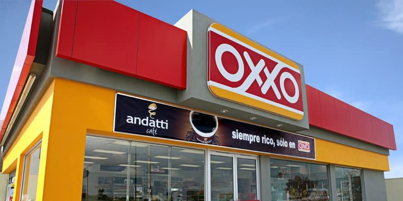Diseños Local comercial Oxxo