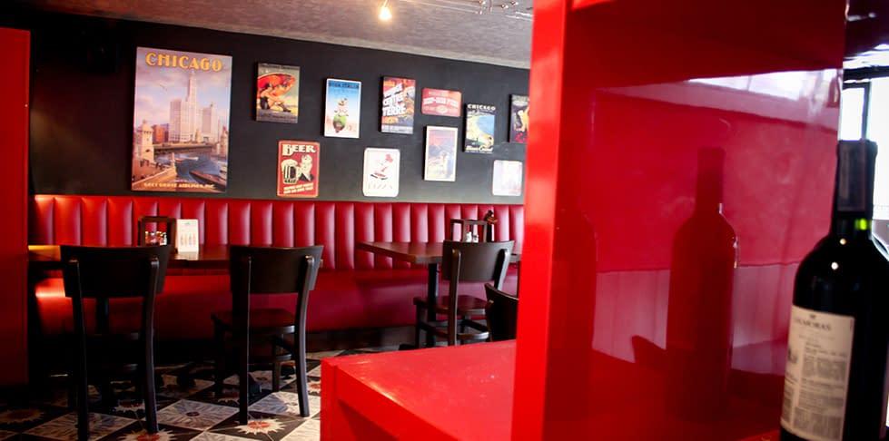 Diseño de Restaurante Stromboli